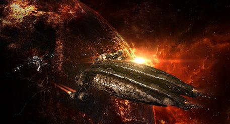 Weltraum-Abenteuer mit Eve Online