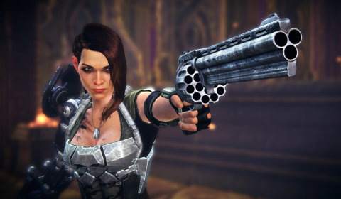 Action PC Games - Bombshell