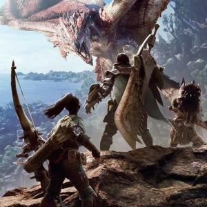 Monster Hunter World: Release