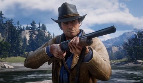 Gameplay Trailer Red Dead Redemtion 2