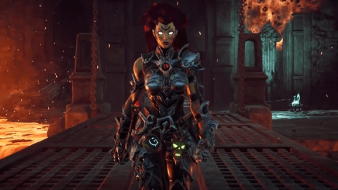 Gameplay Darksiders 3