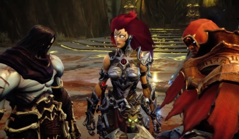 PC Games: Darksiders 3