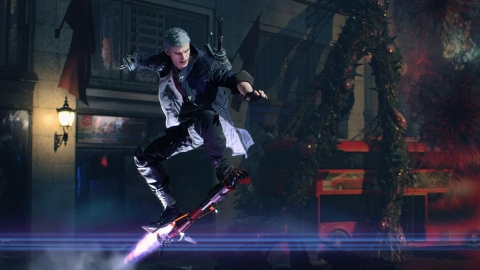 Spielbericht Devil May Cry 5