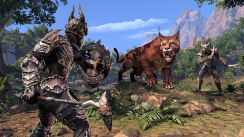 Spieletest The Elder Scrolls online: Elsweyr