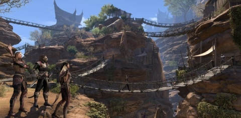 Spiele Klassiker The Elder Scrolls online: Elsweyr
