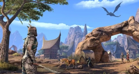 PC games The Elder Scrolls online: Elsweyr