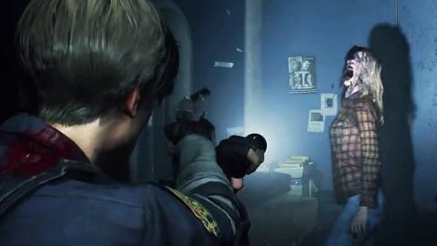 PC Spiele im Test: Resident Evil 2