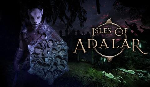 Rollenspiel PC Games: Isles of Adalar