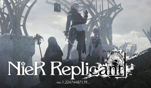Nier Replicant für Playstation