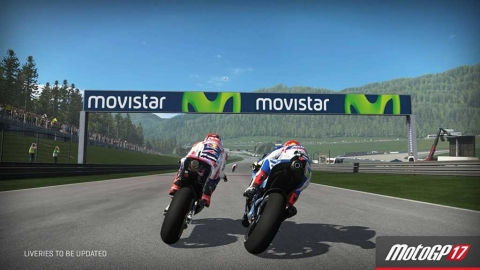 Moto GP 17 - PC Games